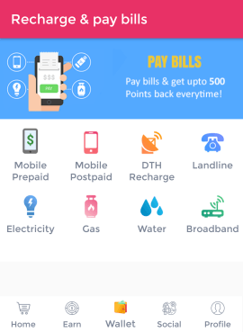 cashngifts app wallet
