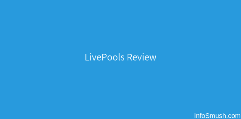 LivePools Review: Just avoid it
