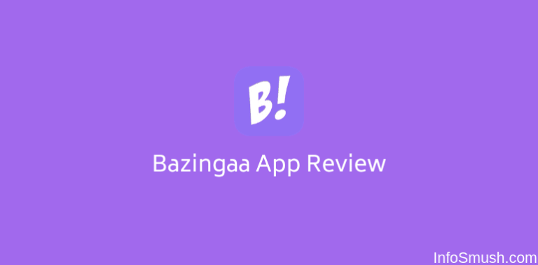 Bazingaa App Review: Play Games & Win Paytm Cash