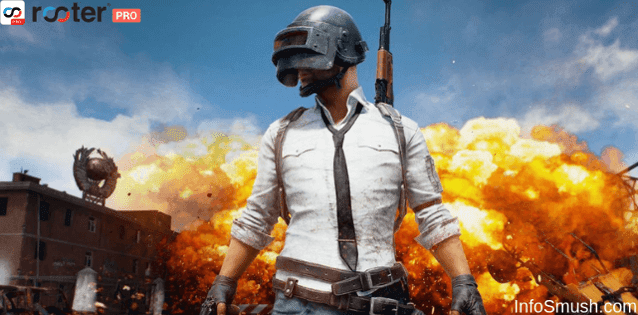 Rooter Pro App Review: Play PUBG & Win Cash