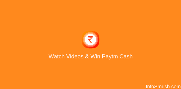 VidCash Referral Code: Watch Videos & Earn Paytm Cash