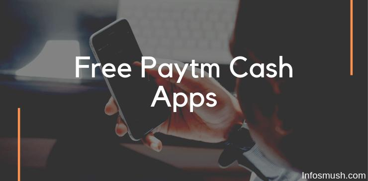 apps to earn paytm money