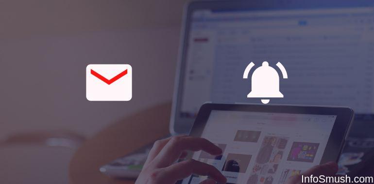 gmail desktop notifications