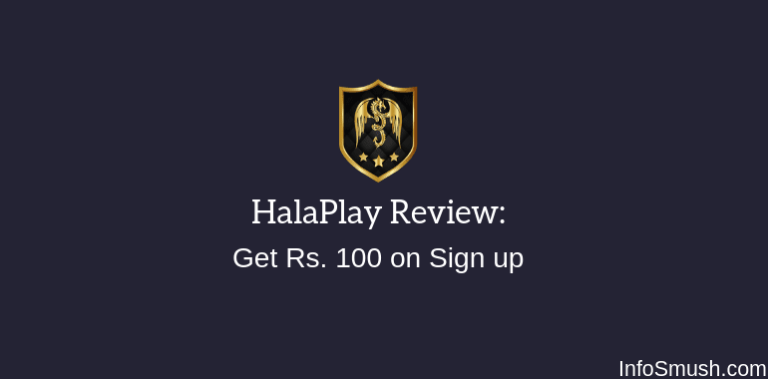 HalaPlay Referral Code: Get Rs. 50 per Referral