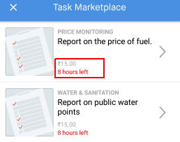 task marketplace