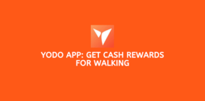 Yodo Invitation Code (83GFS): Get Cash Rewards For Walking