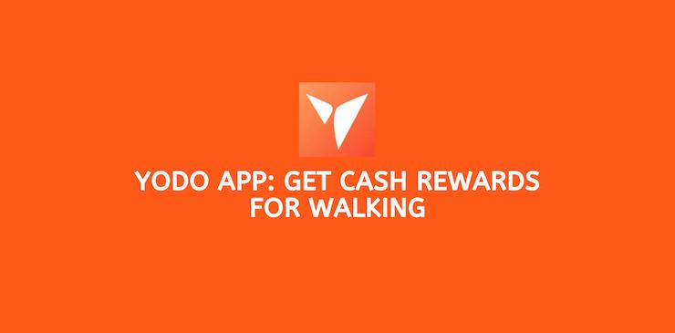 Yodo Invitation Code (83GFS): Get Cash Rewards For Walking