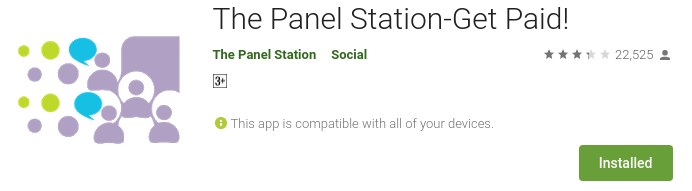 the panel station app