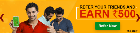 howzat refer and earn
