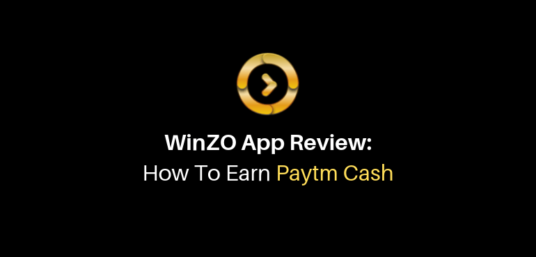 winzo gold referral code 2020