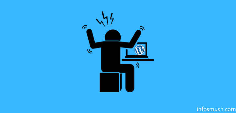wordpress editor lags