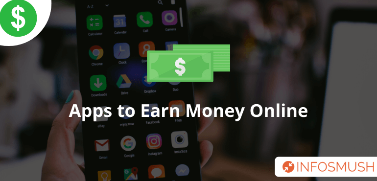 apps to earn money india