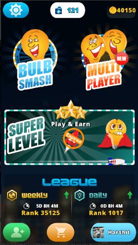 bulbsmash paytm game
