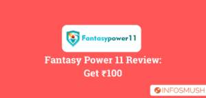 Fantasy Power 11 Refer Code | Apk Download | Review