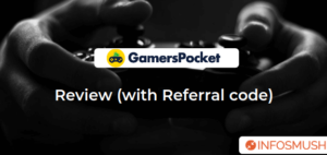 GamersPocket Referral Code | App Download |Play PUBG/Free Fire & Win Money