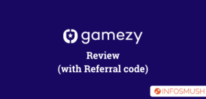 Gamezy Referral Code: Get Rs. 100 | 100% Usable Bonus