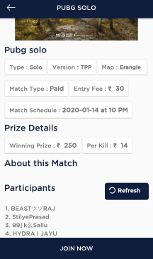 join match