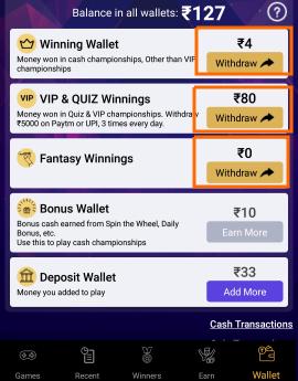 qureka pro wallet