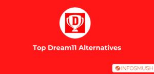Top #7 Dream11 Alternatives 2020