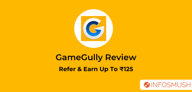 GameGully Referral Code | Review | Refer & Earn ₹125