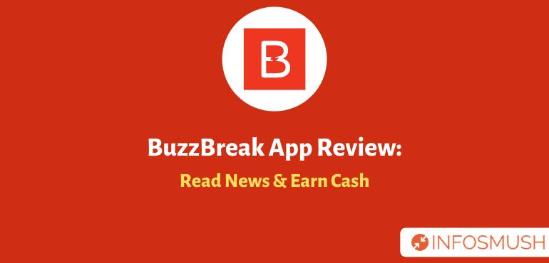 buzzbreak referral code