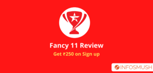 Fancy 11 Referral Code | Apk Download | Review