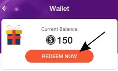 redeem coins