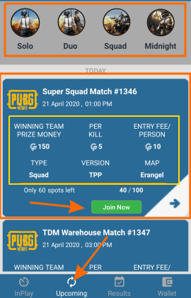 pubg tournaments