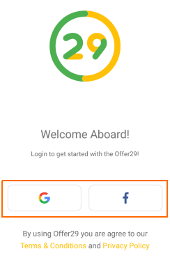 offer 29 login