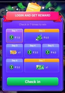 plaisa login reward