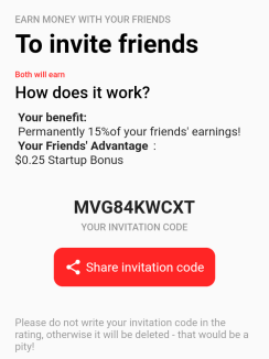 poll pay invite code 2020