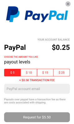 poll pay payout
