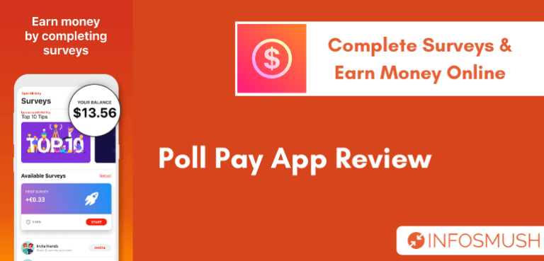 Poll Pay Invitation Code 2020 | Review: How to Earn Money