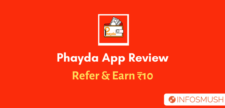 Phayda App Refer Code | Download Apk | Review