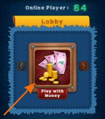 play ludo with money