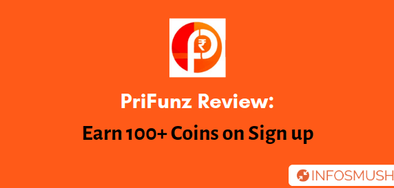 PriFunz Referral Code & Review: Refer & Earn Paytm Cash