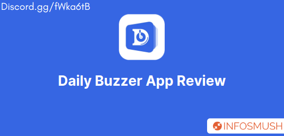 Daily Buzzer Refer Code | Review | Apk Download[Proof]