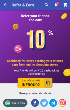 zingoy app referral code