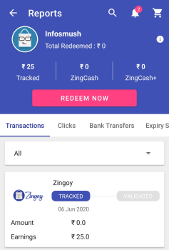 zingoy referral code bonus
