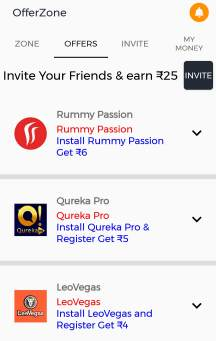 app install offers