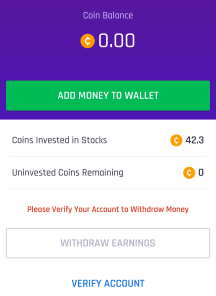 withdraw sixer coins