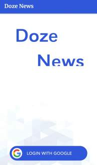 doze news app login