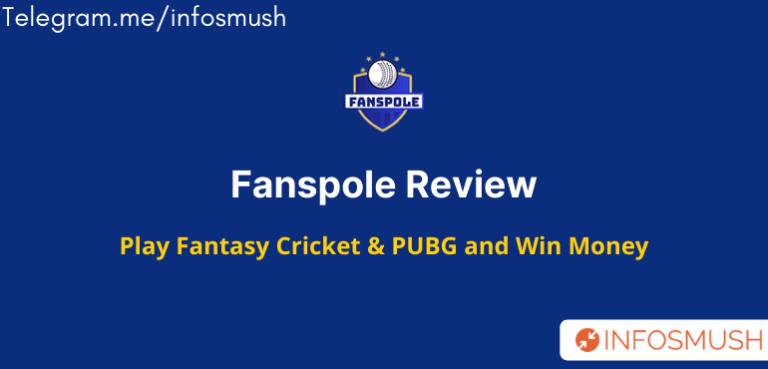 Fanspole Referral Code(FBS4LACBQ4): Play Fantasy PUBG & Win Money