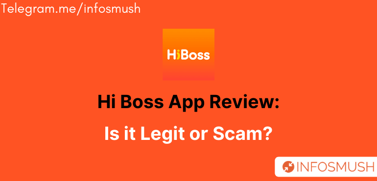 Hi Boss Referral Code: How to Refer and Earn[Proof Added]