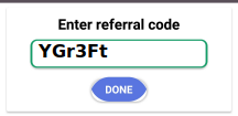hunt quiz referral code