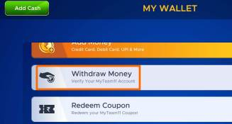 myteamrummy wallet