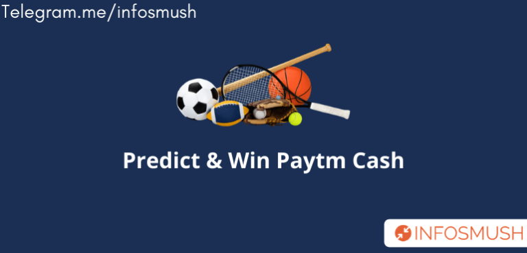 Predict & Win Paytm Cash with These 9 Apps