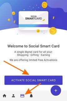 social smart card