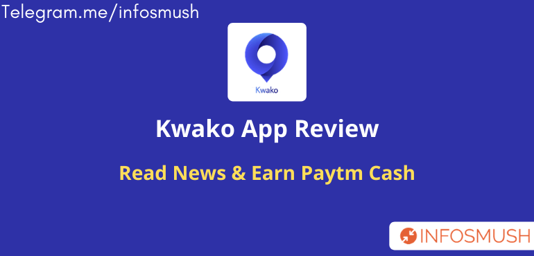 Kwako Refer Code | Apk Download | Review