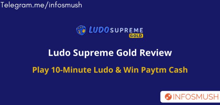 Ludo Supreme Gold Referral Code   Apk Download   Refer & Earn ₹20 Paytm Cash